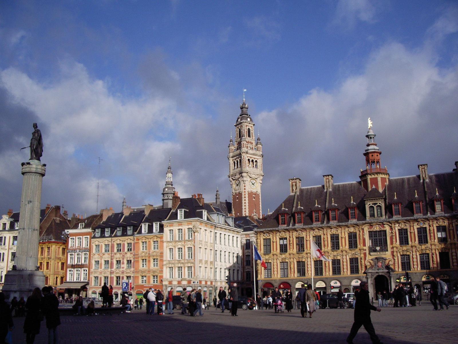 Partner meeting 16-18 October in Lille